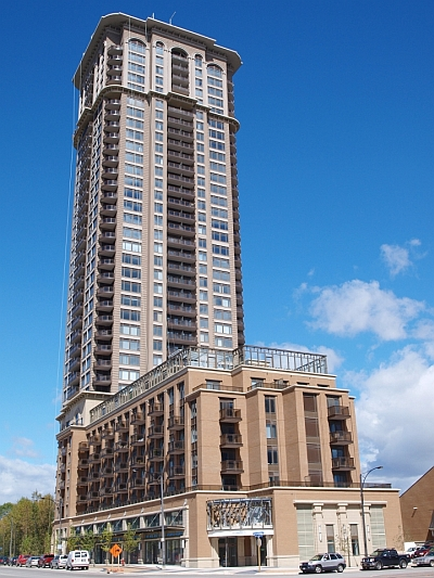 Chicago Condos 3985 Prince Of Wales Mississauga