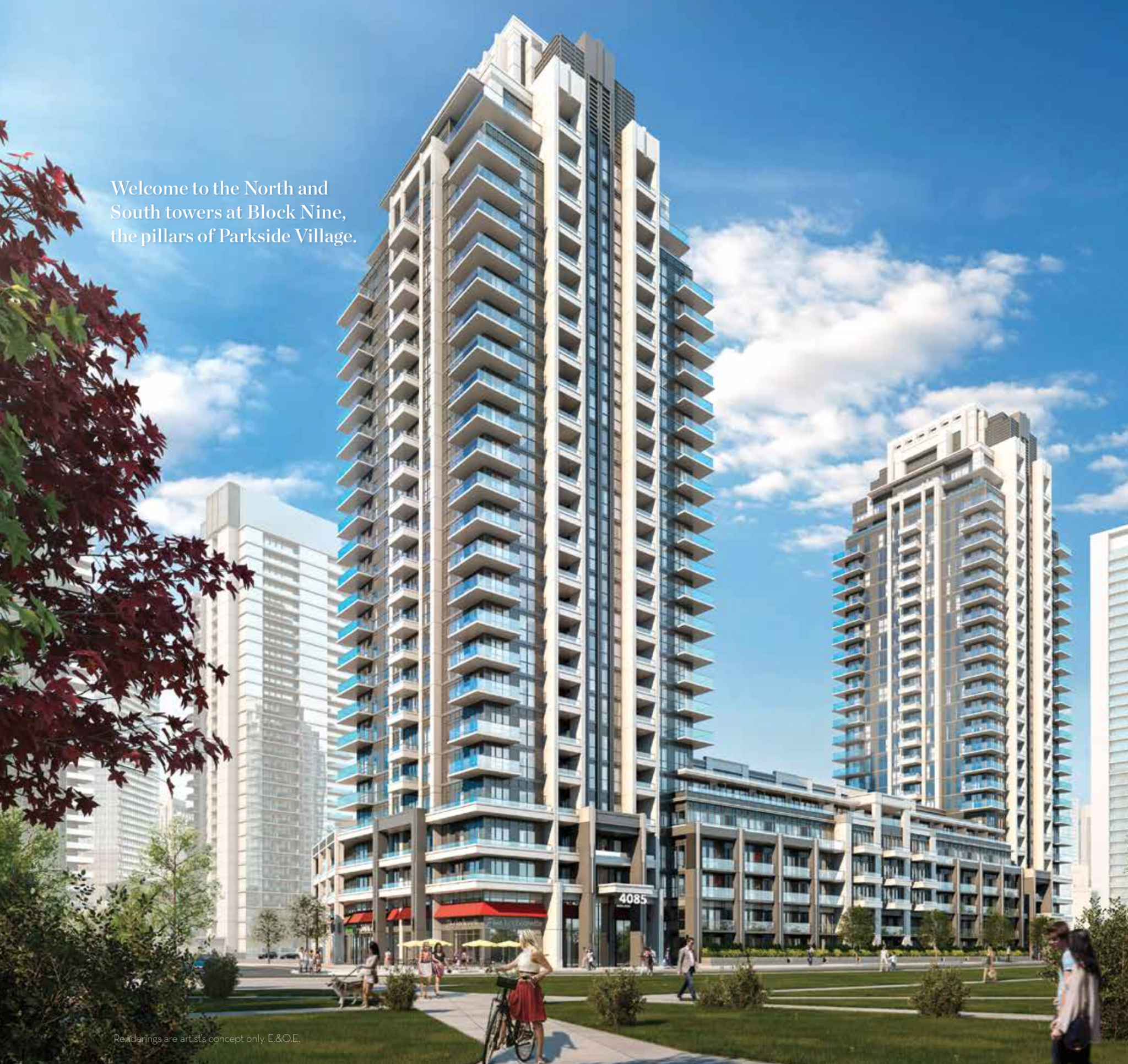 Block nine condos for sale my square one condo - One bedroom condo for rent mississauga ...