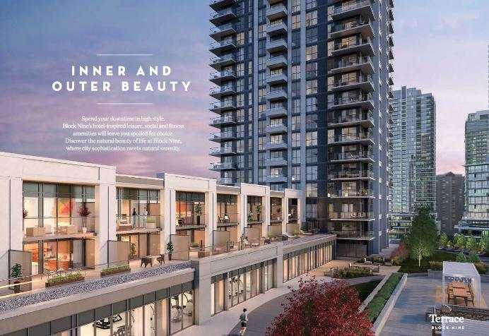 Block Nine Condos for Sale and Lease